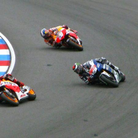 Mejores sitios para apostar en el Moto GP