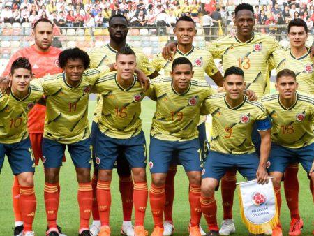 Mejores sitios para apostar a la Selección de Colombia